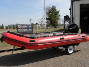 2006 Mercury Rubber Boat