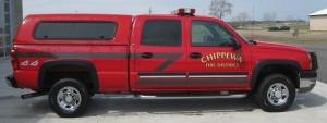 2005 Chevrolet - 2500HD 4X4