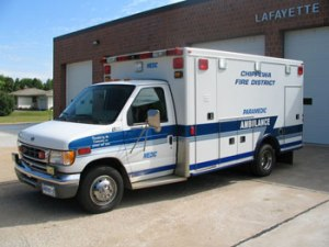 2004 Ford Lifeline Ambulanc