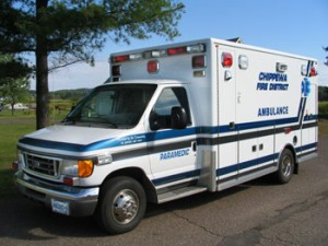2010 Ford Lifeline Ambulance
